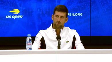 """Djokovic: """"Vincere più Slam di tutti? È un mio obiettivo"""""""