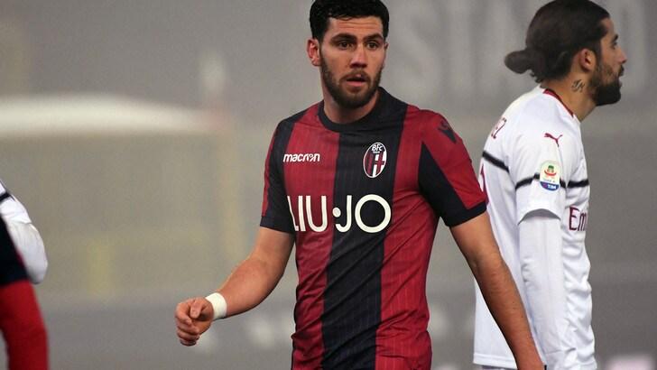 Calabresi all'Amiens in prestito dal Bologna