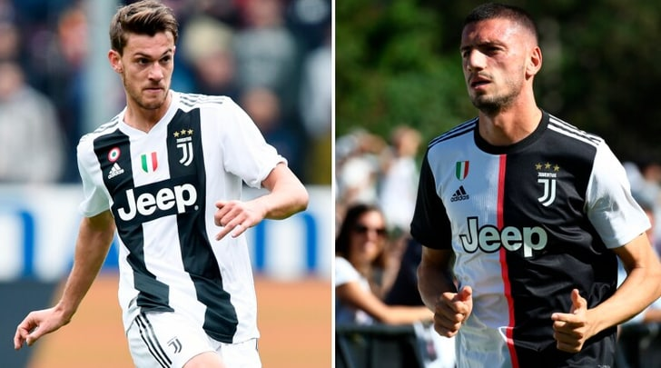Juve, le cessioni: Rugani-Roma o Demiral-Milan