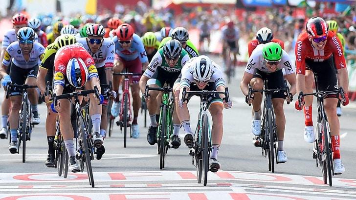 Vuelta: Jakobsen si prende la quarta tappa