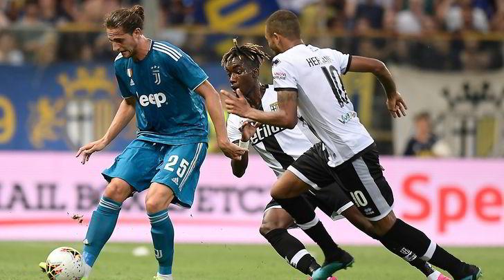 Juve, Rabiot scalpita: col Napoli maglia da protagonista