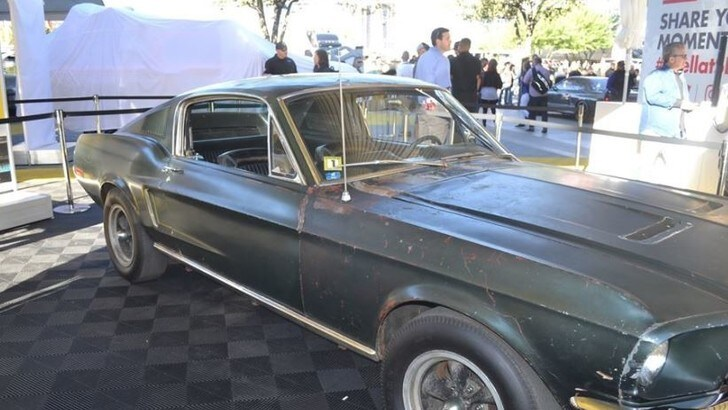 Ford Mustang, quella di Steve McQueen in