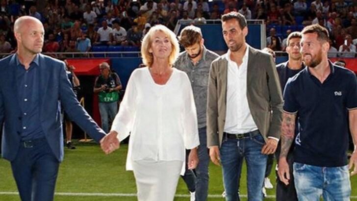 Jordi Cruyff ringrazia per lo stadio dedicato a papà Johan