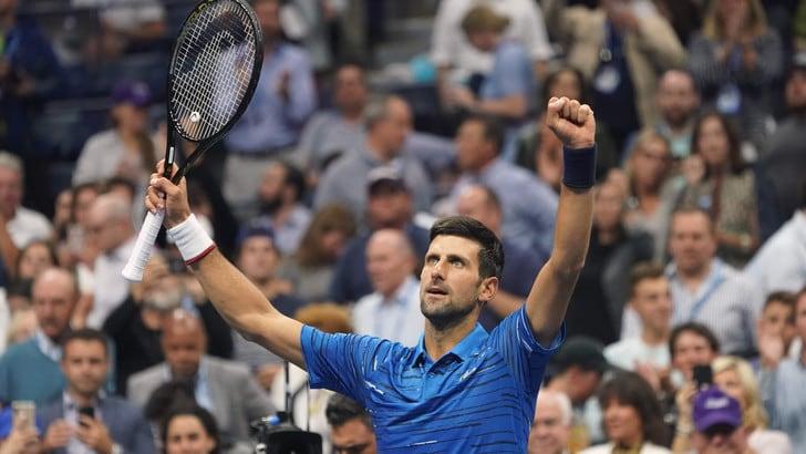 Us Open, Djokovic passa il turno: oggi in scena quattro italiani