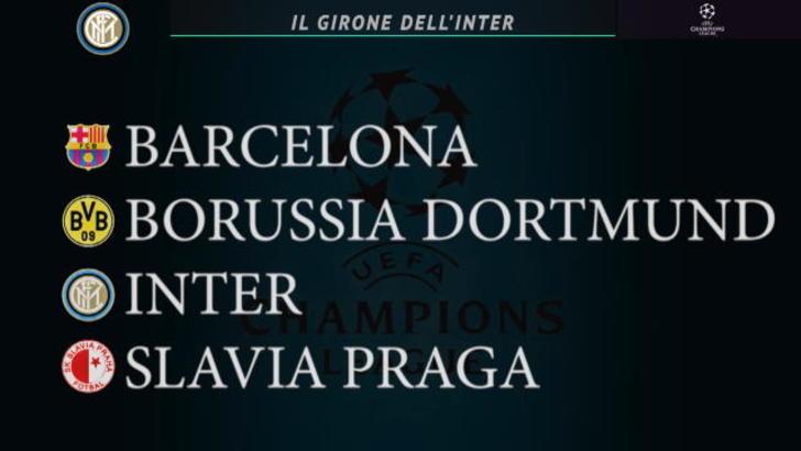 Calendario Juve E Napoli.Champions League I Calendari Di Juve Atalanta Inter E