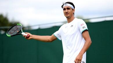 Tennis, Sonego: vittoria al debutto al torneo di Perugia