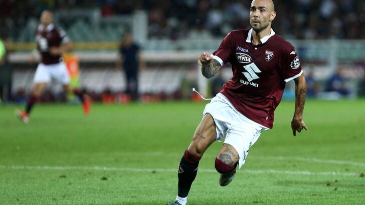 Torino, per Zaza distorsione al ginocchio sinistro