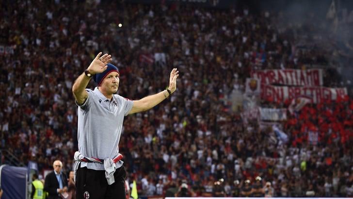 Bologna-Spal 1-0: decide Soriano nel recupero. Quanto affetto per Mihajlovic