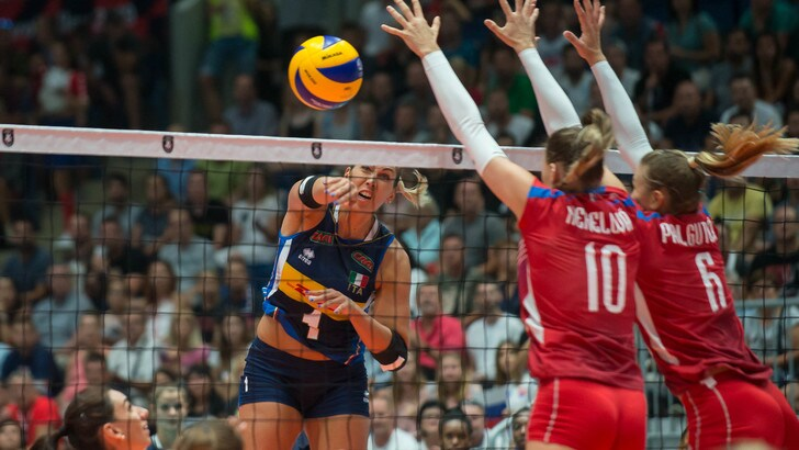 Europei Femminili: azzurre ai quarti, battuta la Slovacchia
