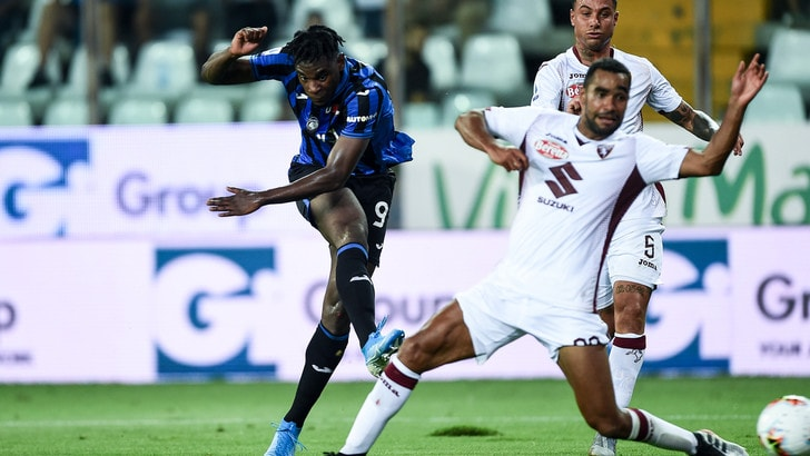 Atalanta-Torino 2-3, il tabellino