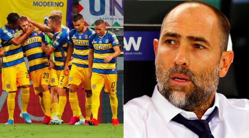 Parma corsaro, ko l'Udinese di Tudor