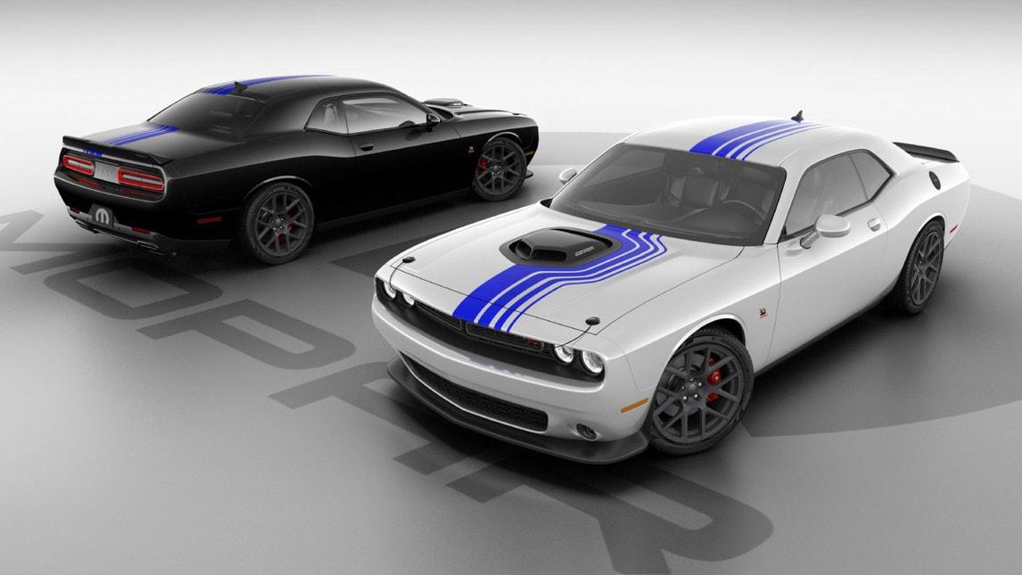Mopar '19 Dodge Challenger: gli scatti