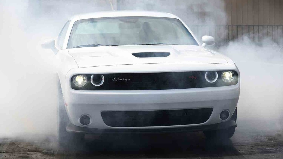 Dodge Challenger RT Scat Pack 1320: gli scatti