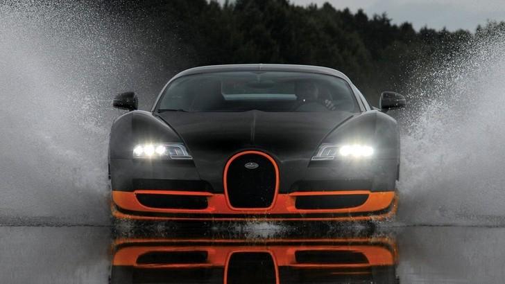 Bugatti, tutti i record dell'auto più veloce di sempre