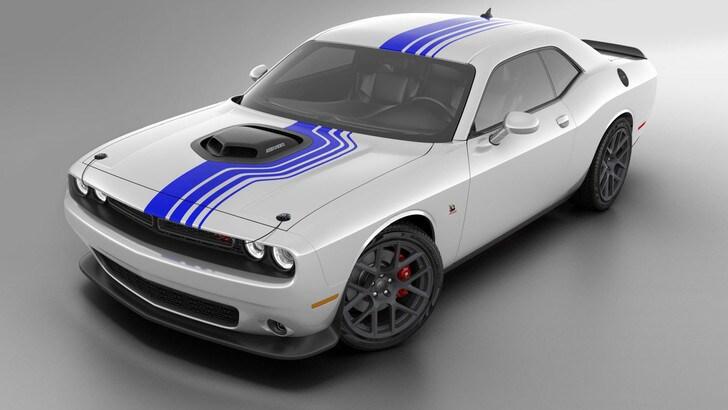 Mopar '19 Dodge Challenger 458 cavalli di pura potenza