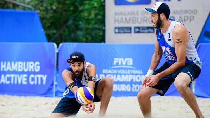 Foro Italico verso il sold out per le Rome Beach Volley Finals