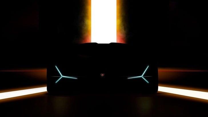 Lamborghini, un video stuzzica i fan sulla nuova hypercar