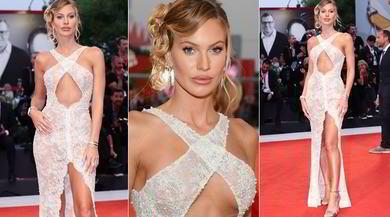 Taylor Mega lascia Venezia senza fiato: questione di trasparenze!