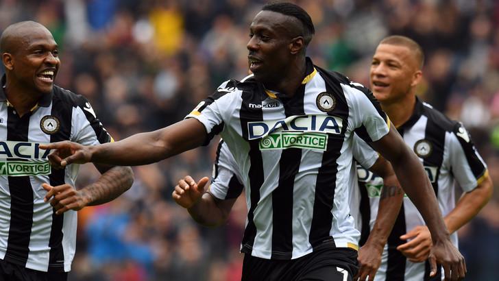 Okaka torna all'Udinese. E' ufficiale