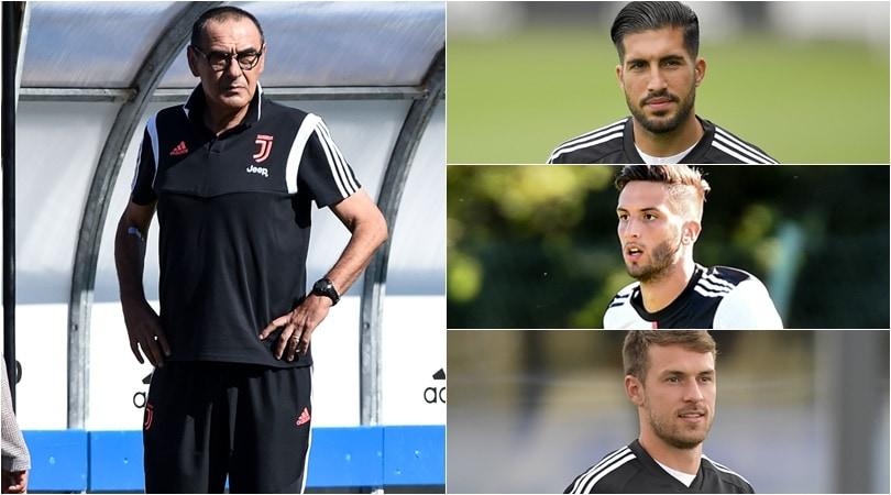 Lista Champions Juve: chi entra e chi esce