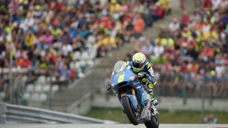 Moto2: Lorenzo Dalla Porta con la Italtrans nella prossima stagione