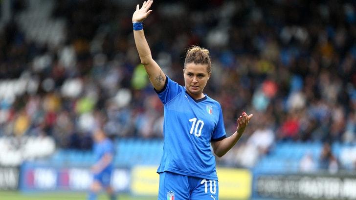 L'Italia femminile vince 1-0 in Georgia, decide un gol di Girelli