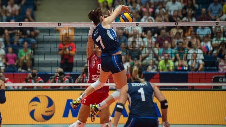 Europei Femminili: domani Italia-Russia: ci giochiamo la semifinale