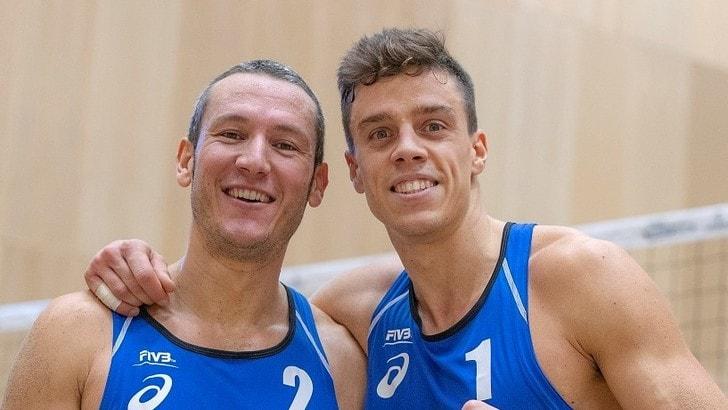 Rome Beach Volley Finals: sei coppie azzurre nelle qualificazioni