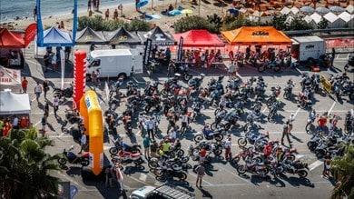 Hardalpitour 2019, in moto da Sanremo a Sestriere