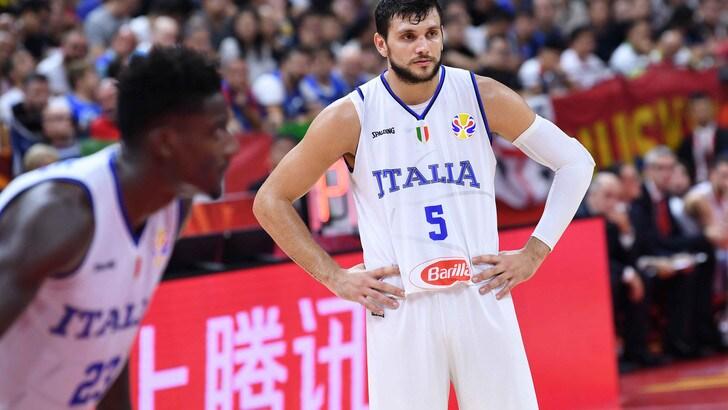 Mondiali, Italia ko: vince la Serbia 92-77
