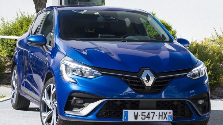 Renault Clio, la straniera più venduta in Italia
