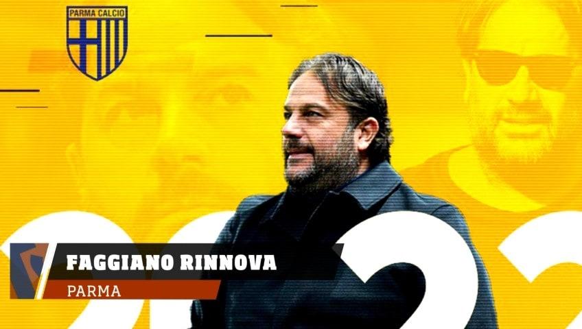Parma, il ds Faggiano rinnova fino al 2022