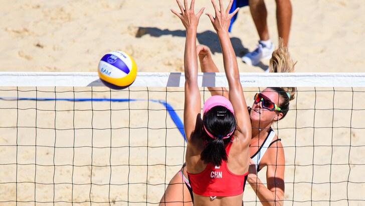 Rome Beach Finals: eliminate nelle qualificazioni le due coppie femminili italiane