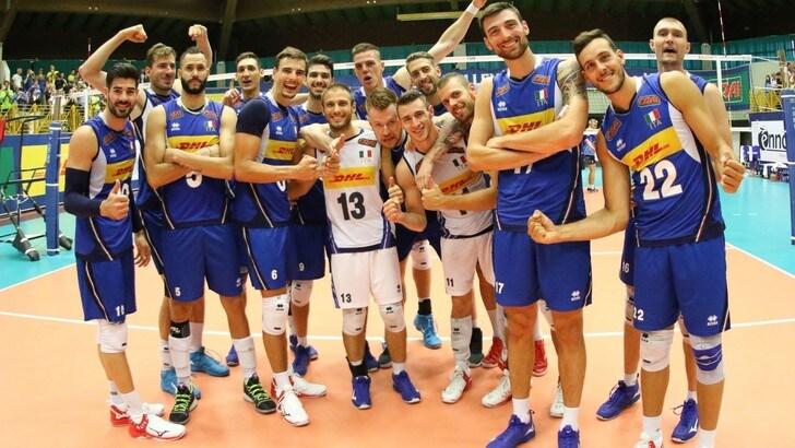 Per l'Italia buona la prima con la Finlandia