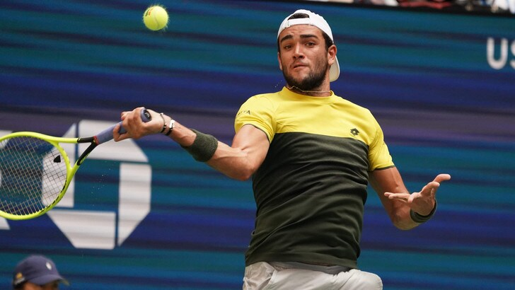 Berrettini da favola: è in semifinale degli Us Open