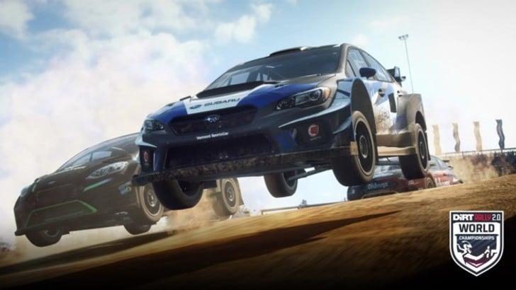 Dirt Rally 2.0 entra negli esports: ecco la World Championship