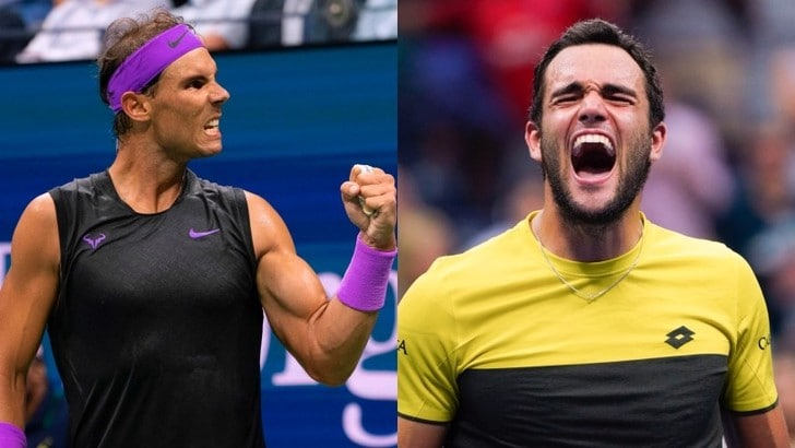 Us Open, Nadal su Berrettini: