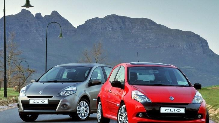 Renault Clio, terza serie: la sua evoluzione