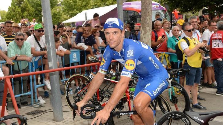 Vuelta, l'eterno Gilbert vince la 12ª tappa. Roglic sempre leader