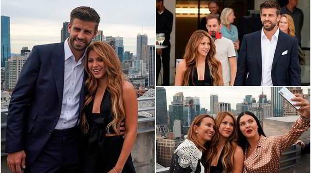 Shakira e Piqué star per la Coppa Davis a New York