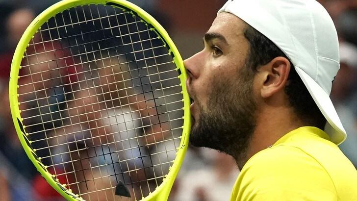 US Open, Berrettini si arrende ad un super Nadal in semifinale