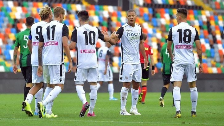 Udinese, Tedorczyk e Pussetto regolano il Pordenone