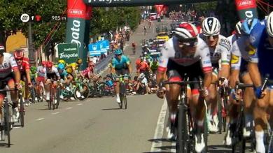Vuelta, Bennett concede il bis a Oviedo