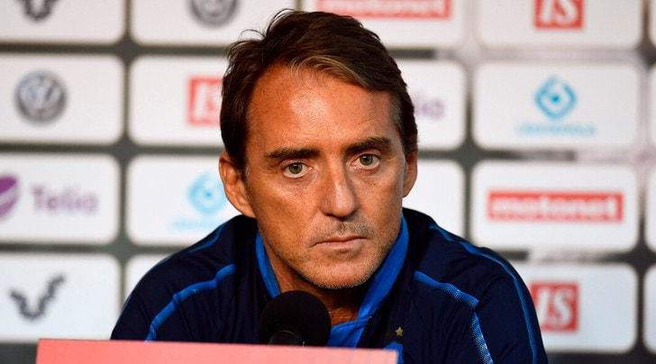 Mancini: Bonucci? L'arbitro era lì a due passi e qualcosa deve aver visto