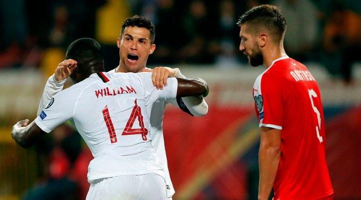 Euro2020, Cristiano Ronaldo trascina il Portogallo: 4-2 alla Serbia