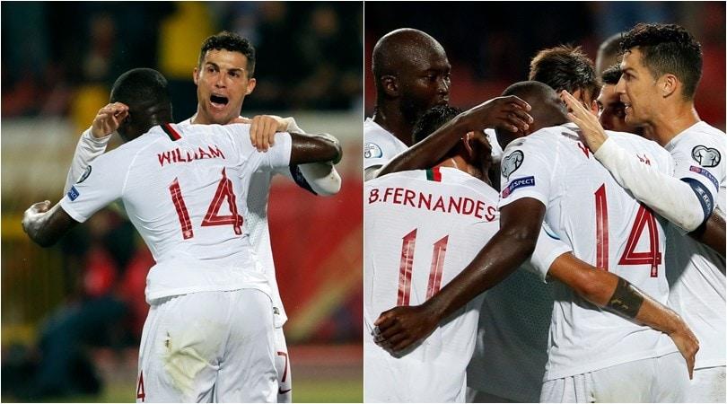 Cristiano Ronaldo leader del Portogallo: Serbia ko