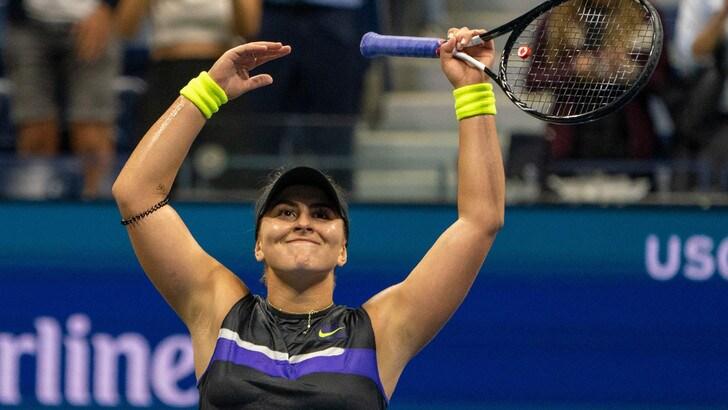 La Andreescu trionfa agli Us Open. Ko Serena Williams