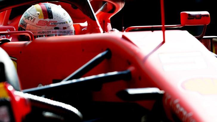 Gp d'Italia, la direzione gara scagiona Vettel: è quarto