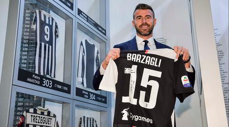 Juve, che attesa per il ritorno di Barzagli