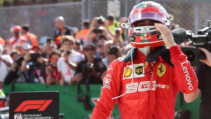Leclerc abbassa i toni: